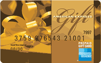 Amex Gift Cards