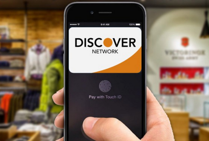 Discover Apple Pay