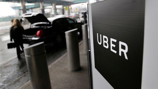 Uber Co-Branded Credit Card